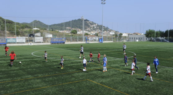 Blanes - Terrain municipal de football Ca la Guidó (Costa Brava)