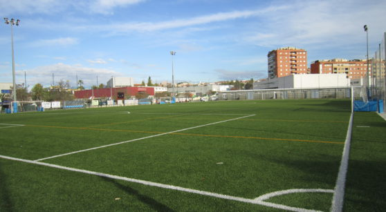 Blanes - Terrain municipal de football Can Borell (Costa Brava)
