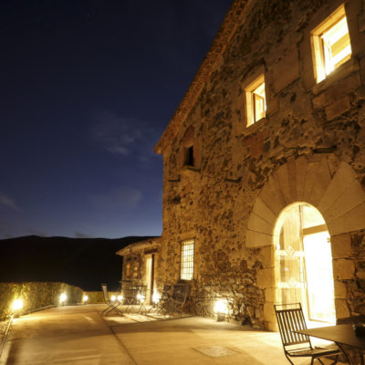 Image nocturne. © Hotel Gastronòmic Can Cuch