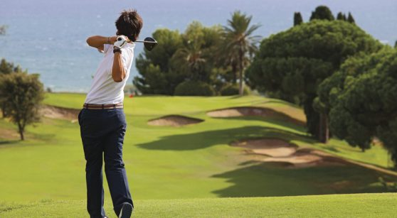 La Catalogne, un immense terrain de golf