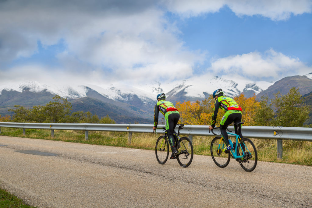 Ciclisme a Rialp